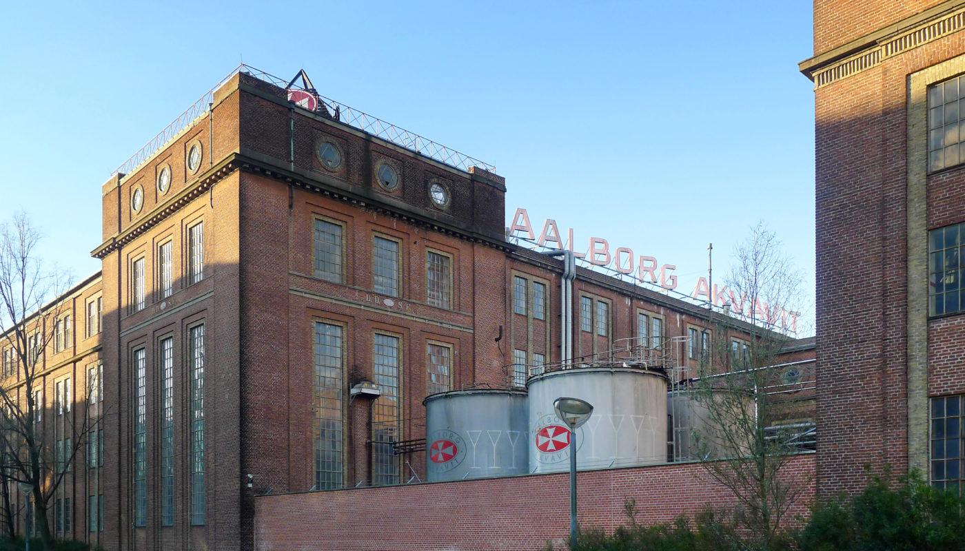 Aalborg Akvavit Distillery