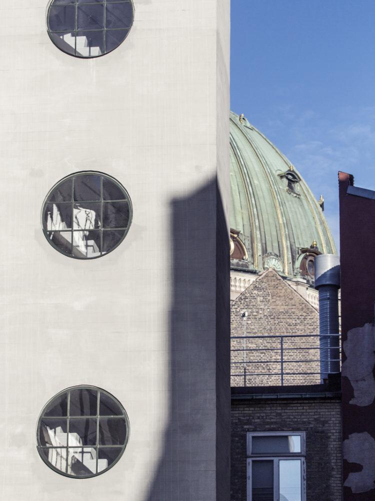 Palægaragerne Dronningens Tværgade København