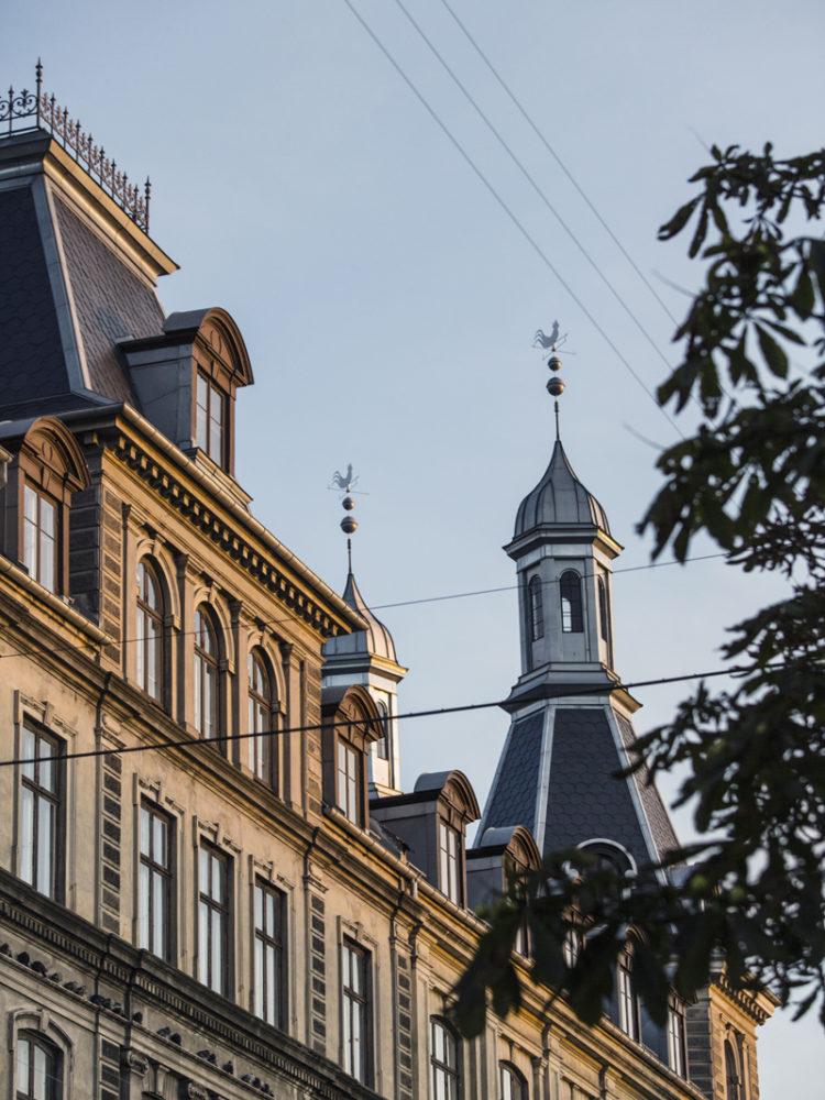 Søtorvet København eksteriør