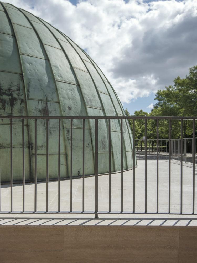 Enghaveparken København kuppel