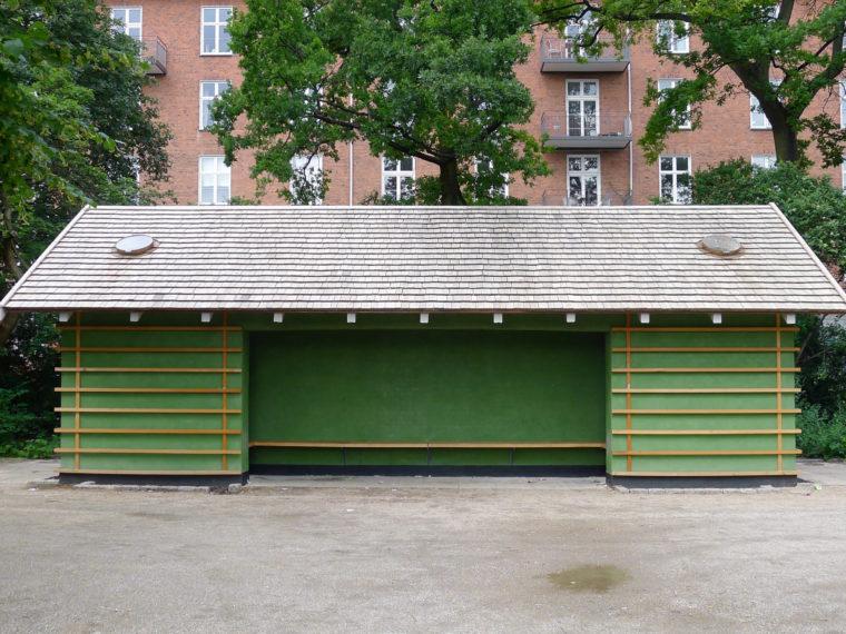 Arne Jacobsens pavilloner
