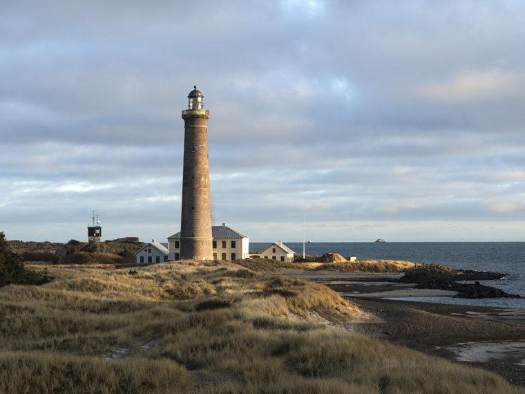 Skagen Grey Lighthouse