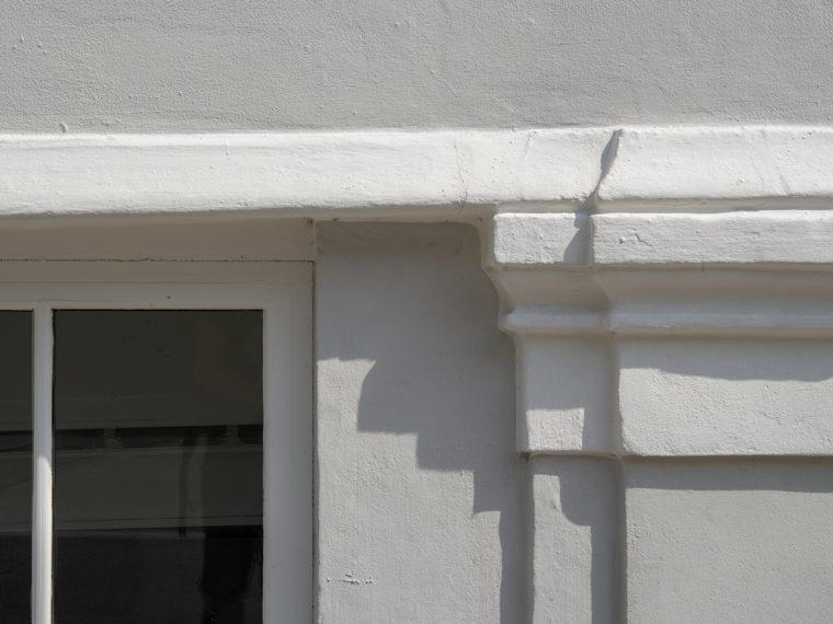 Fredericiagade 12 Copenhagen exterior detail facade Elgaard Architecture