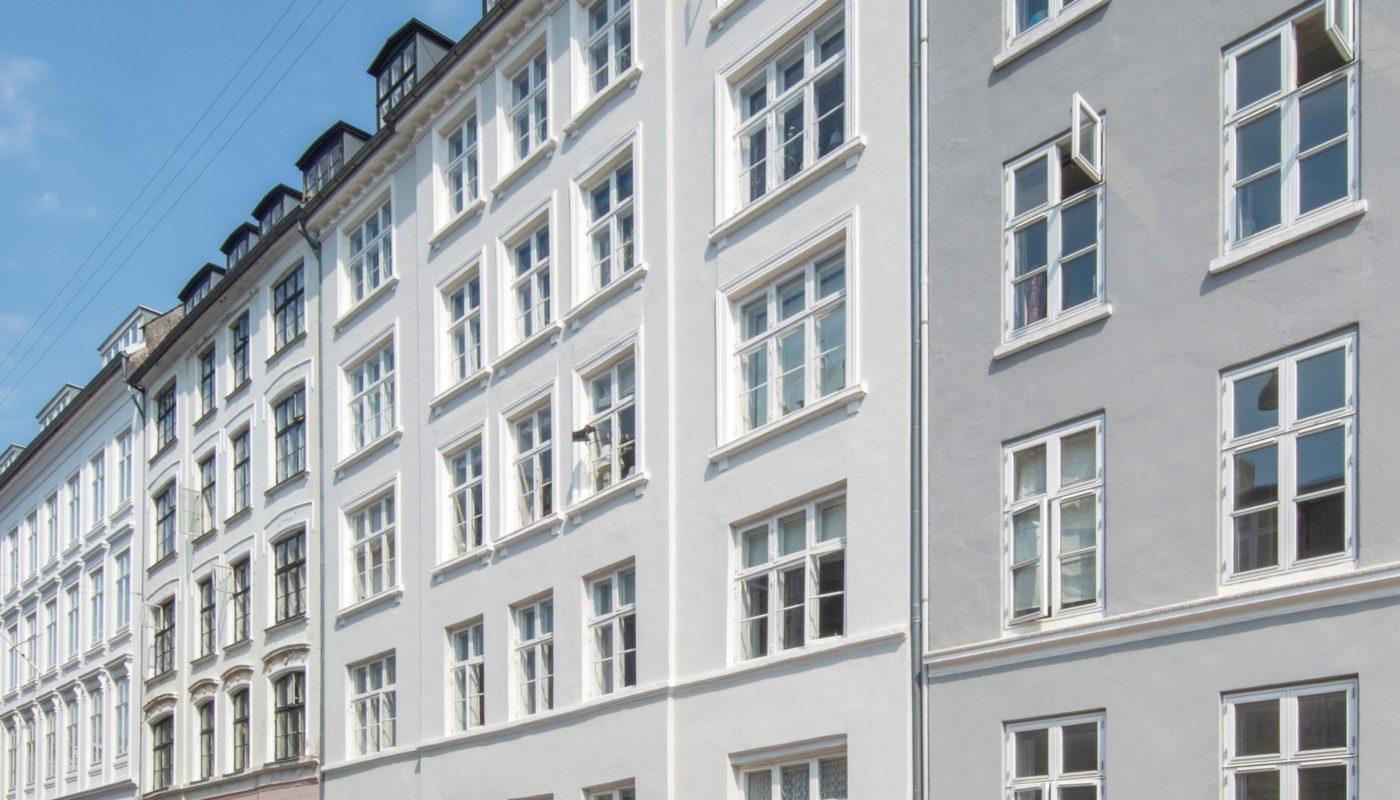 Fredericiagade 12 København eksteriør facade Elgaard Architecture
