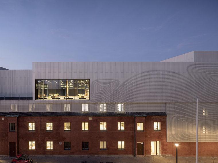 Experimentarium Copenhagen exterior Elgaard Architecture