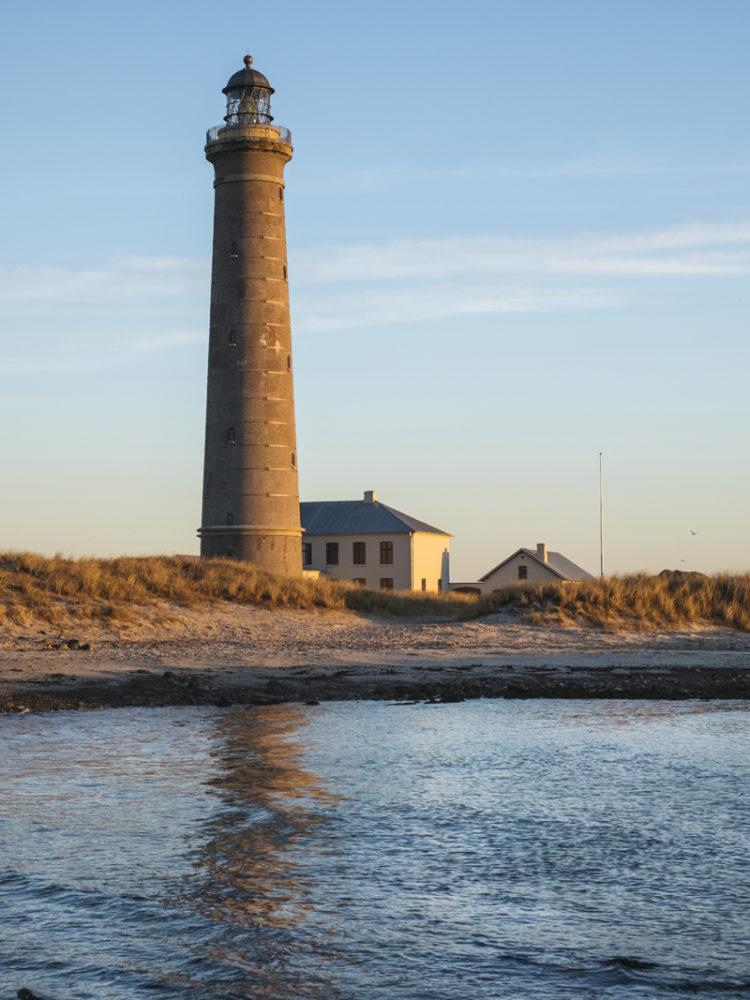 Skagen Grey Lighthouse exterior Elgaard Architecture