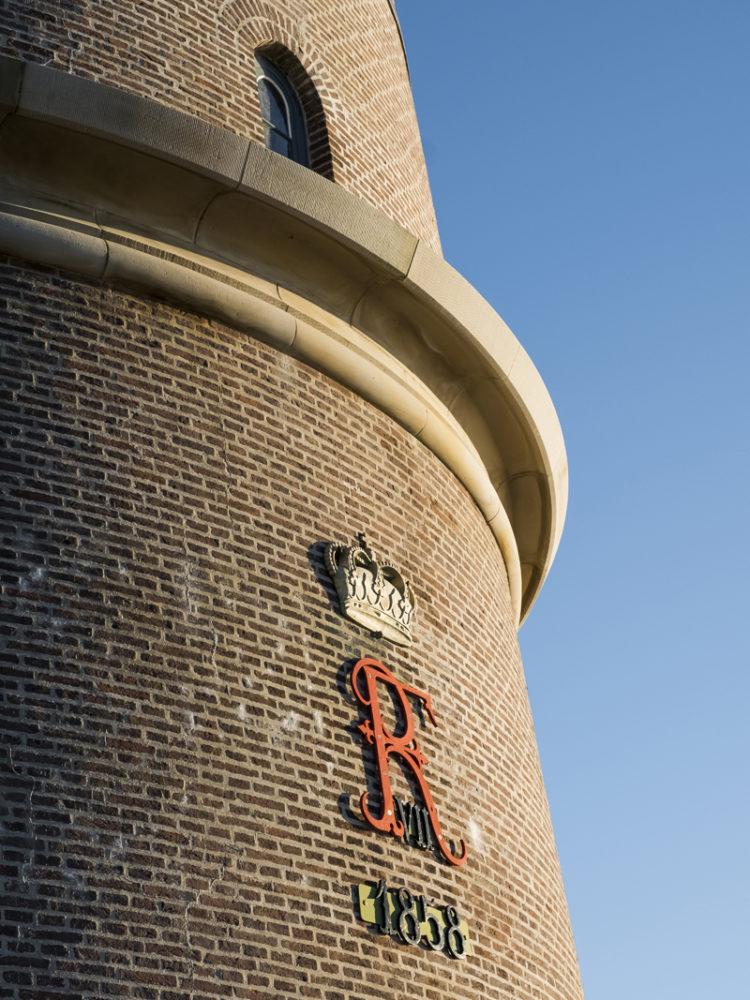 Skagen Grey Lighthouse monogram Elgaard Architecture