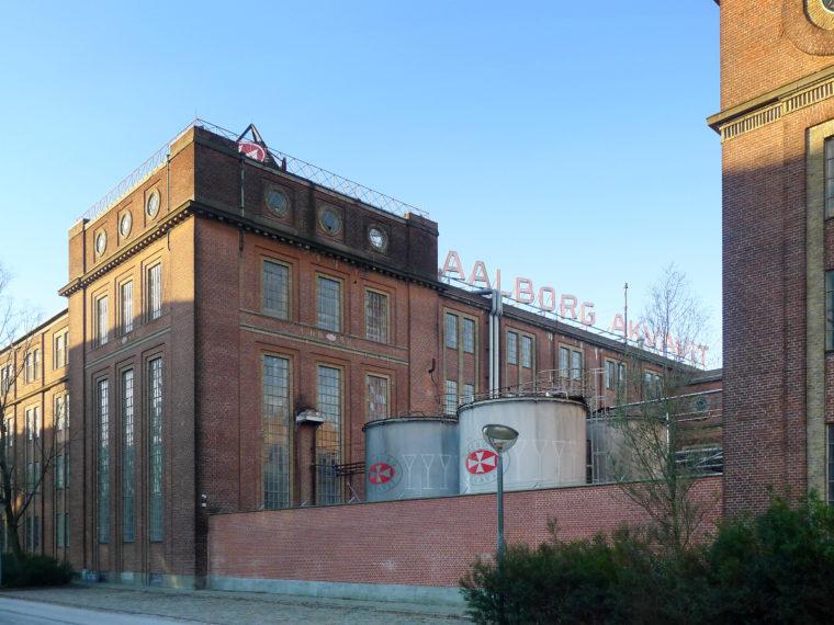 Aalborg Akvavit Destillery