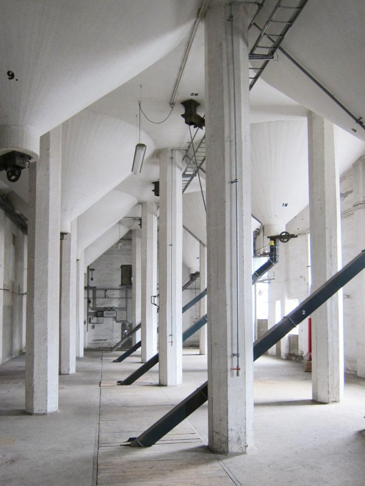 Spritfabrikkerne Aalborg interiør