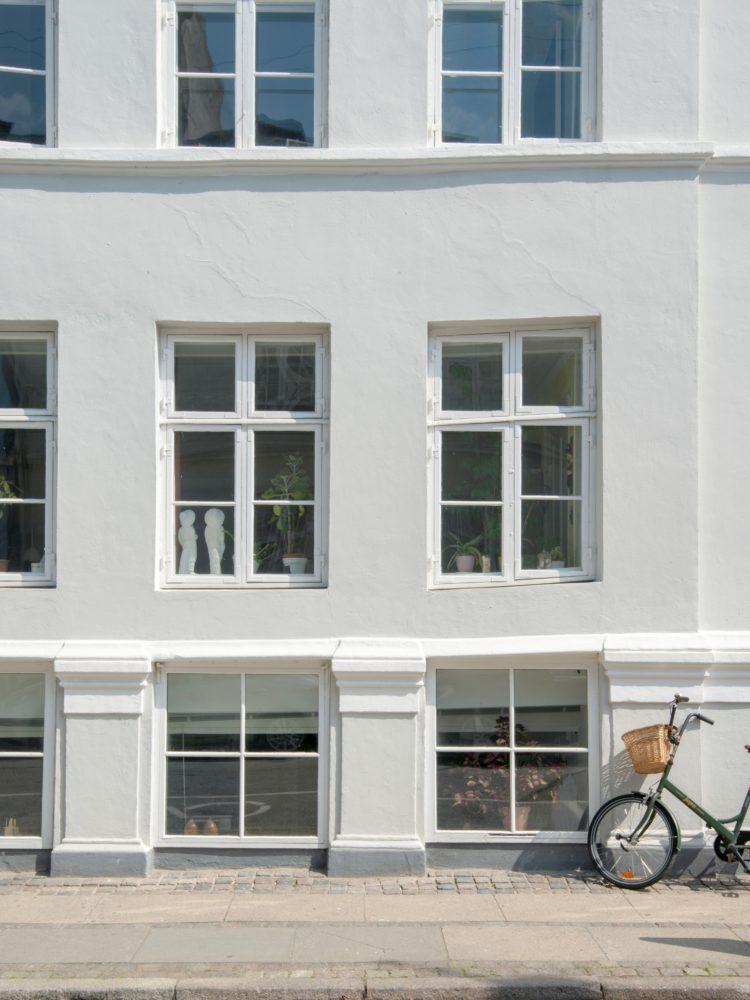 Fredericiagade 12 Copenhagen exterior facade Elgaard Architecture