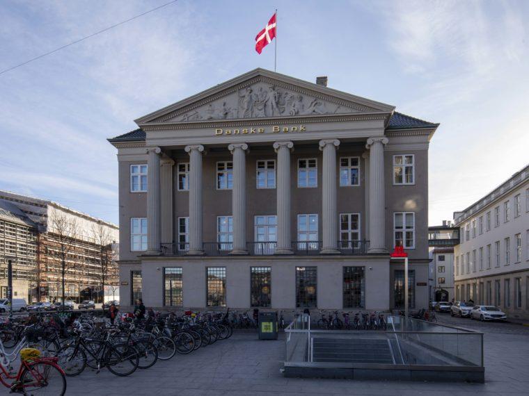 Danske Banks hovedsæde eksteriør