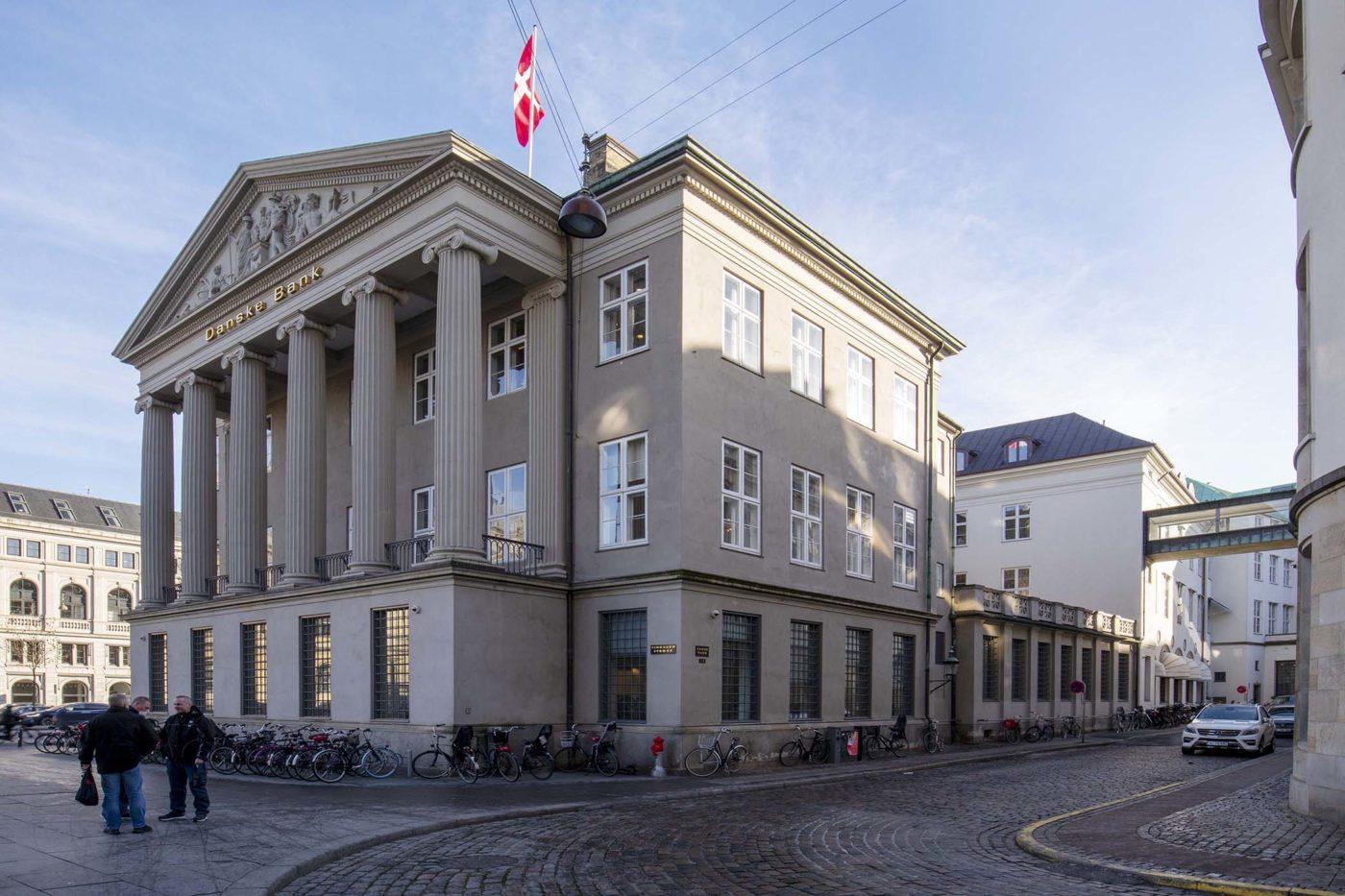 Danske Banks hovedsæde - eksteriør