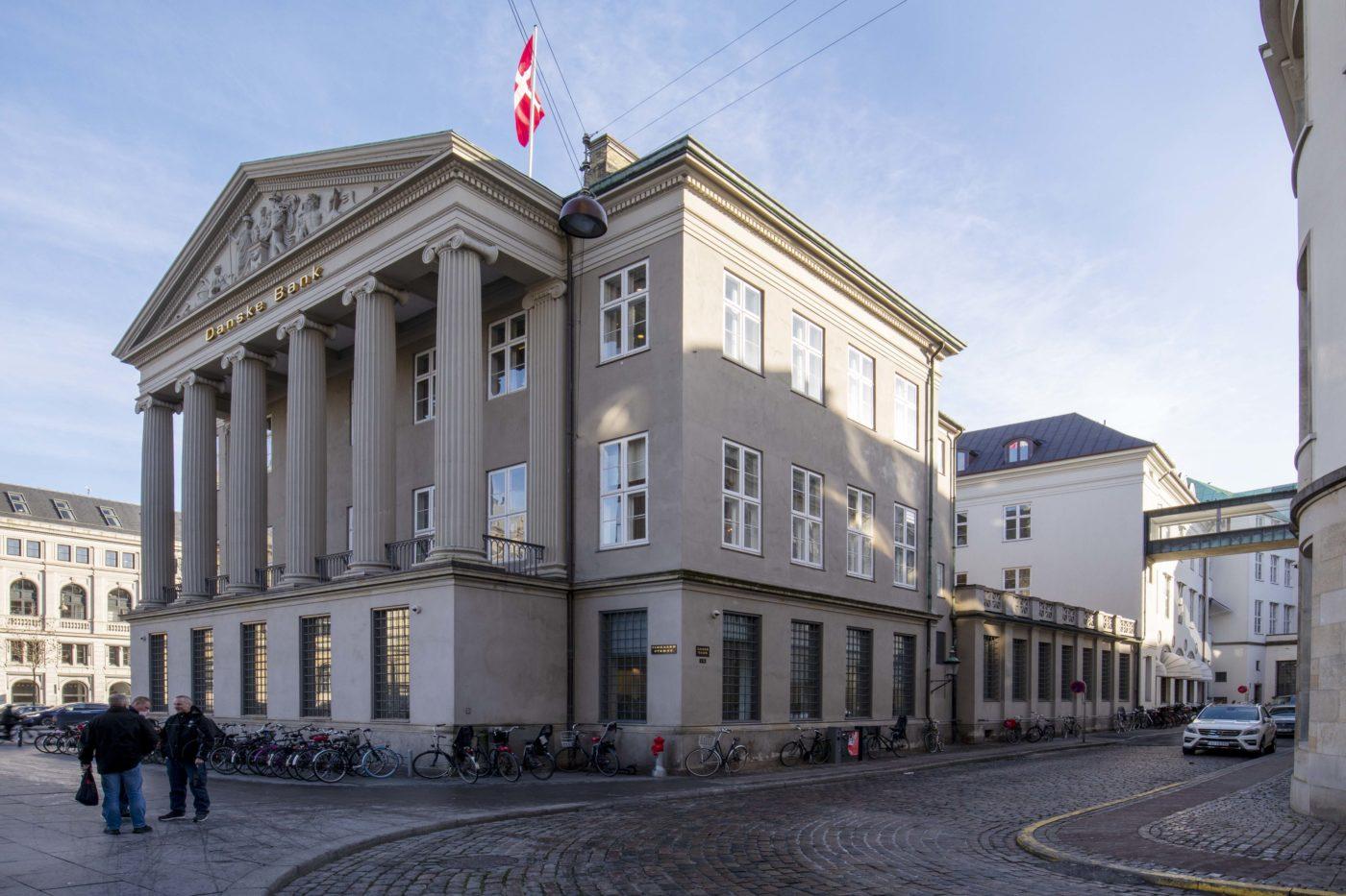 Danske Bank HQ Erichsen's Mansion