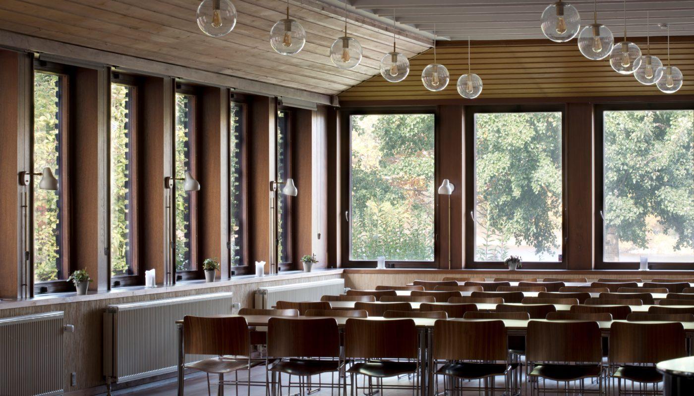 King Haakon's Church Copenhagen interior Elgaard Architecture