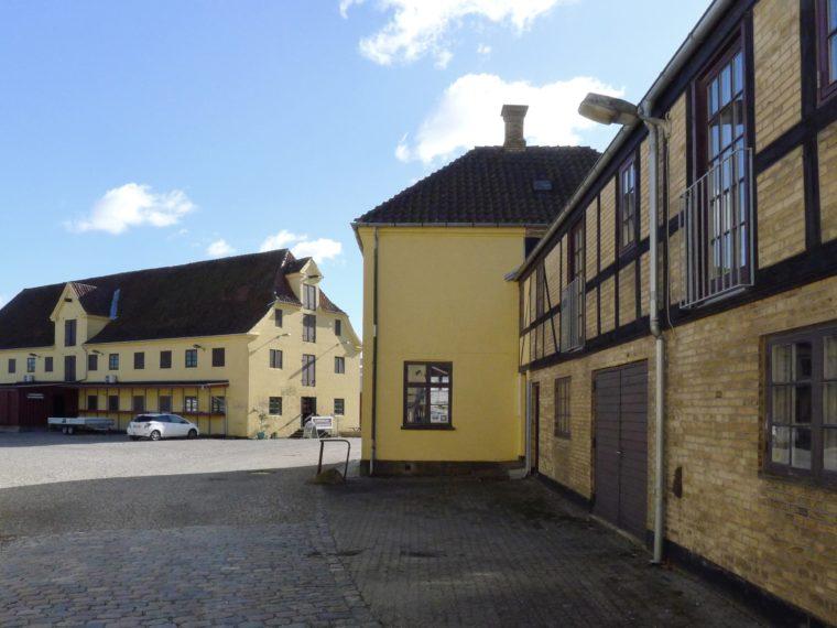 Baagøe & Riber's Site Svendborg Elgaard Architecture