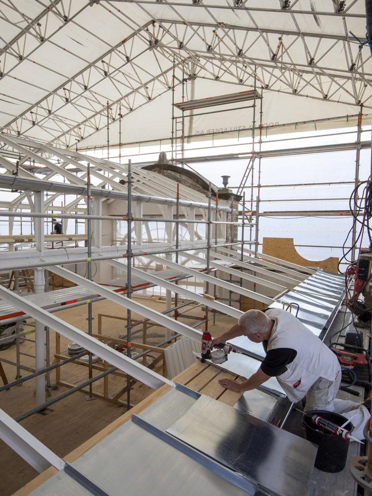 Carlsberg Akademi Vinterhaven nyt tag Elgaard Architecture