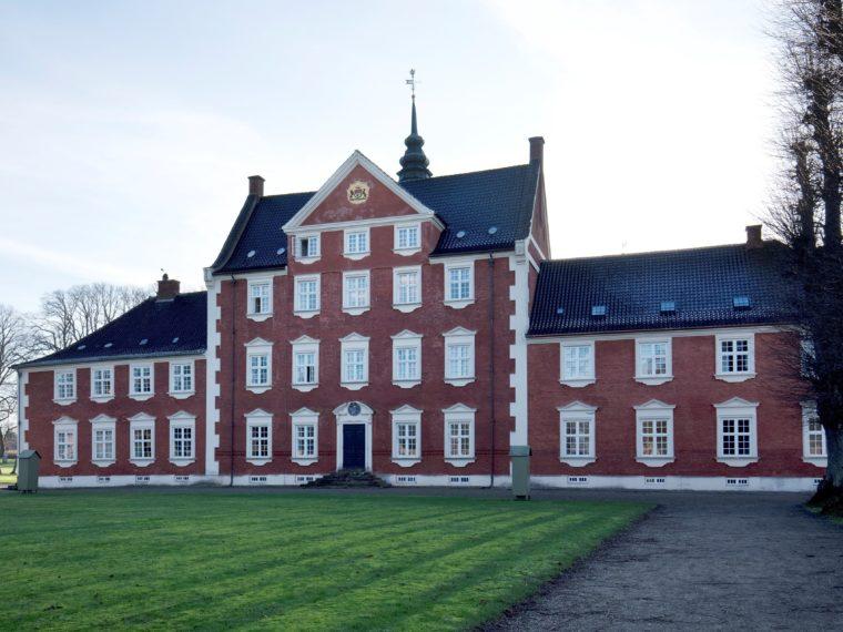 Jægerpris Slot eksteriør