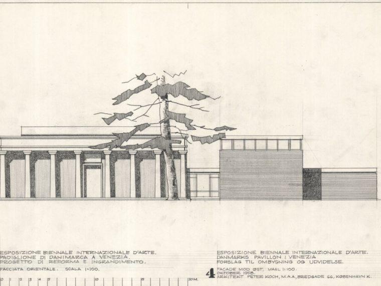 Den Danske Pavillon i Venedig
