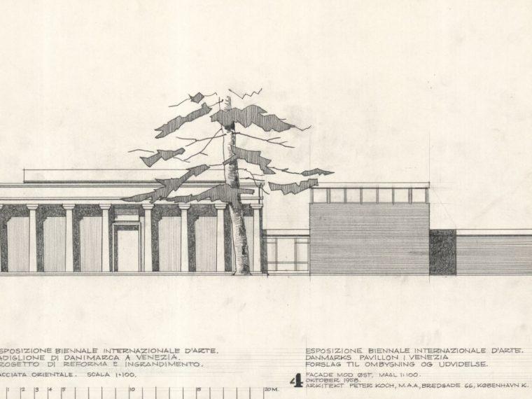 Den Danske Pavillon Venedig