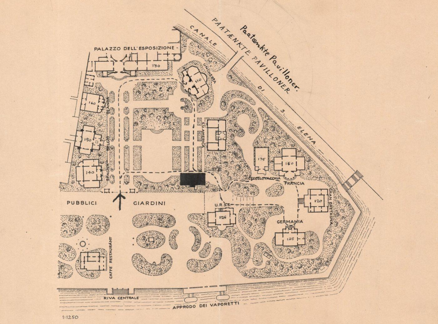 Giardino di Castello
