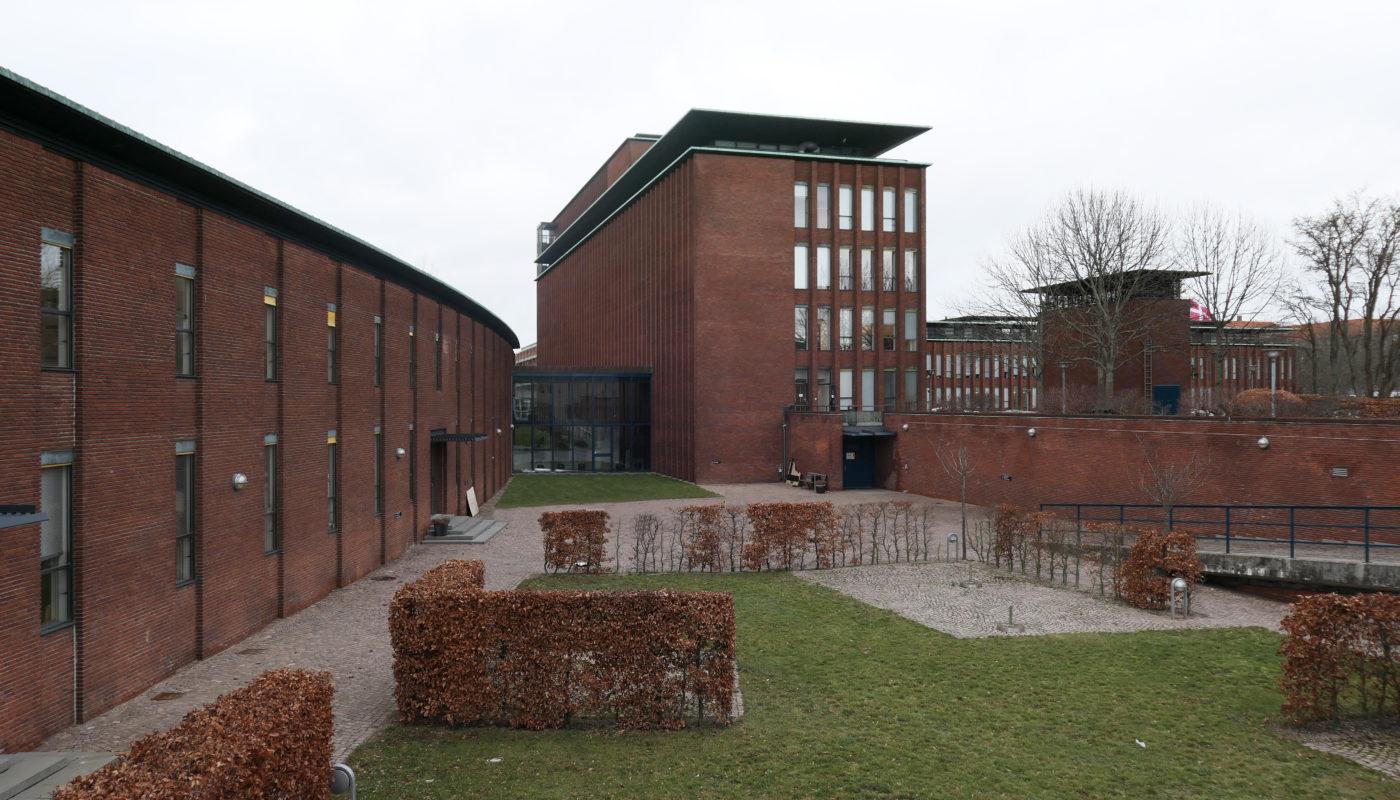 FLSmidth hovedkvarter eksteriør Elgaard Architecture
