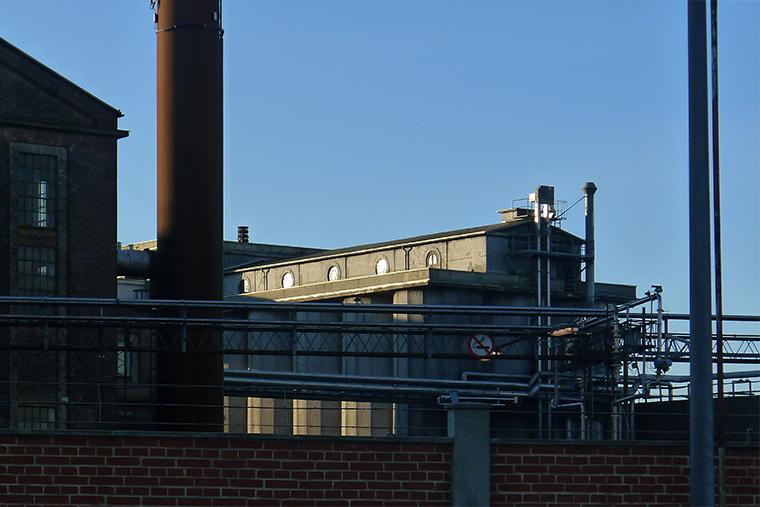 Spritfabrikkerne Aalborg eksteriør
