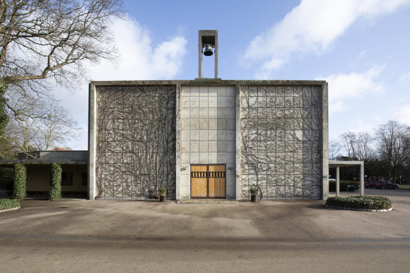 Mariebjerg Chapel Gentofte exterior