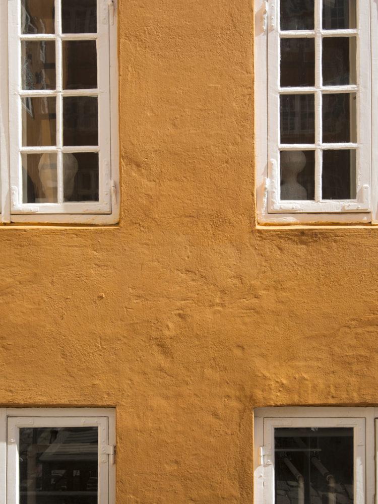 Ny Carlsbergfondet restaurerede facader og vinduer