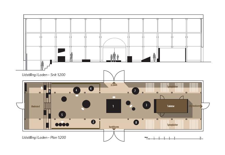 The Five Halds Denmark diagramme barn Elgaard Architecture