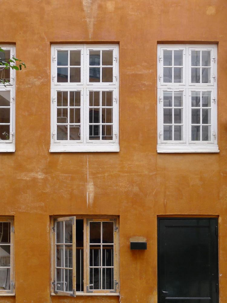 The New Carlsberg Foundation HQ before window restoration Elgaard Architecture