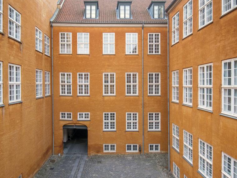 Amaliegade 23-25 gård