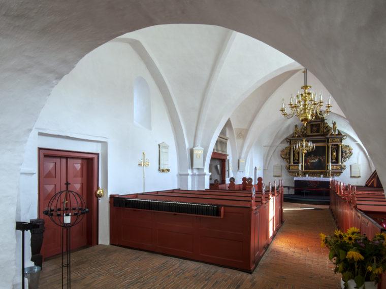 Gerlev Kirke alter