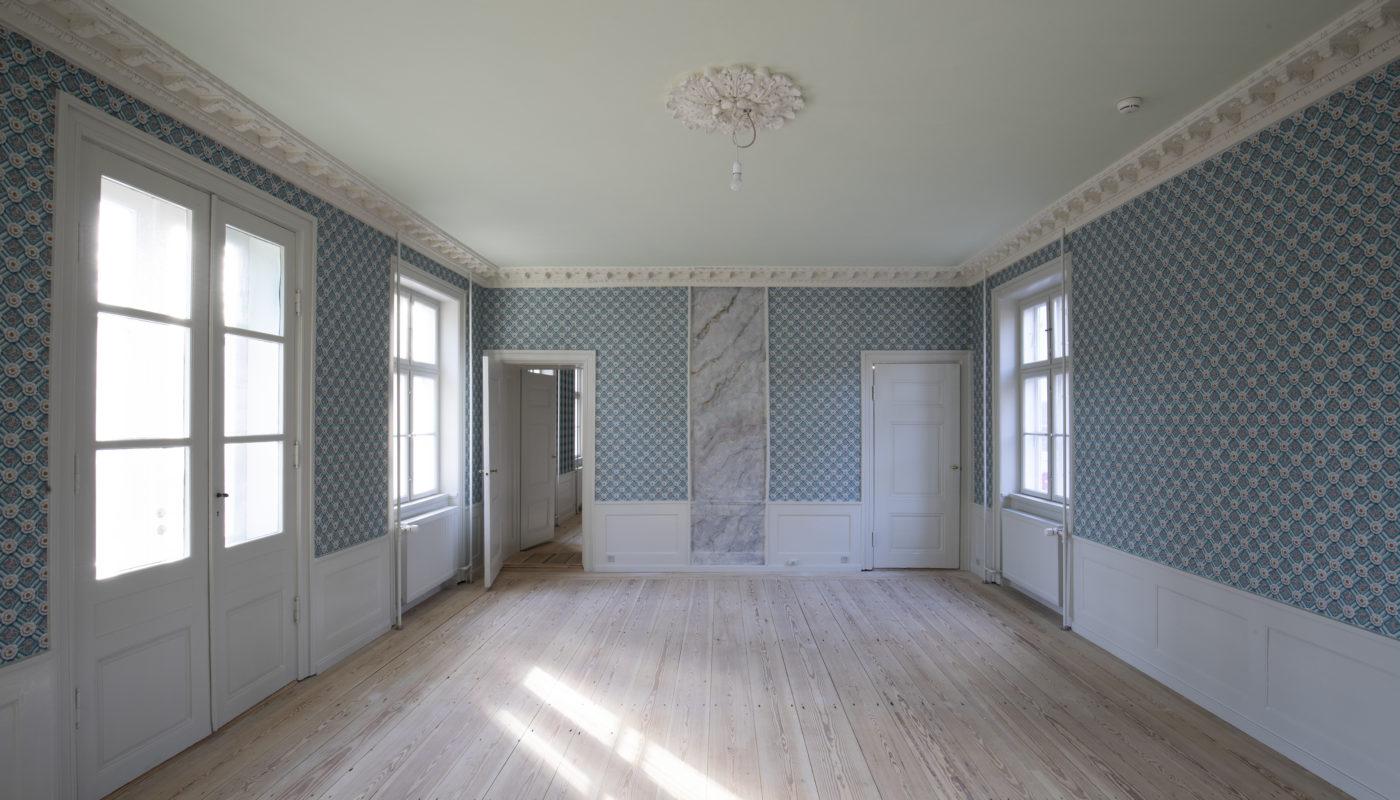 The Pheasantry Fasangården Copenhagen interior tapestries Elgaard Architecture