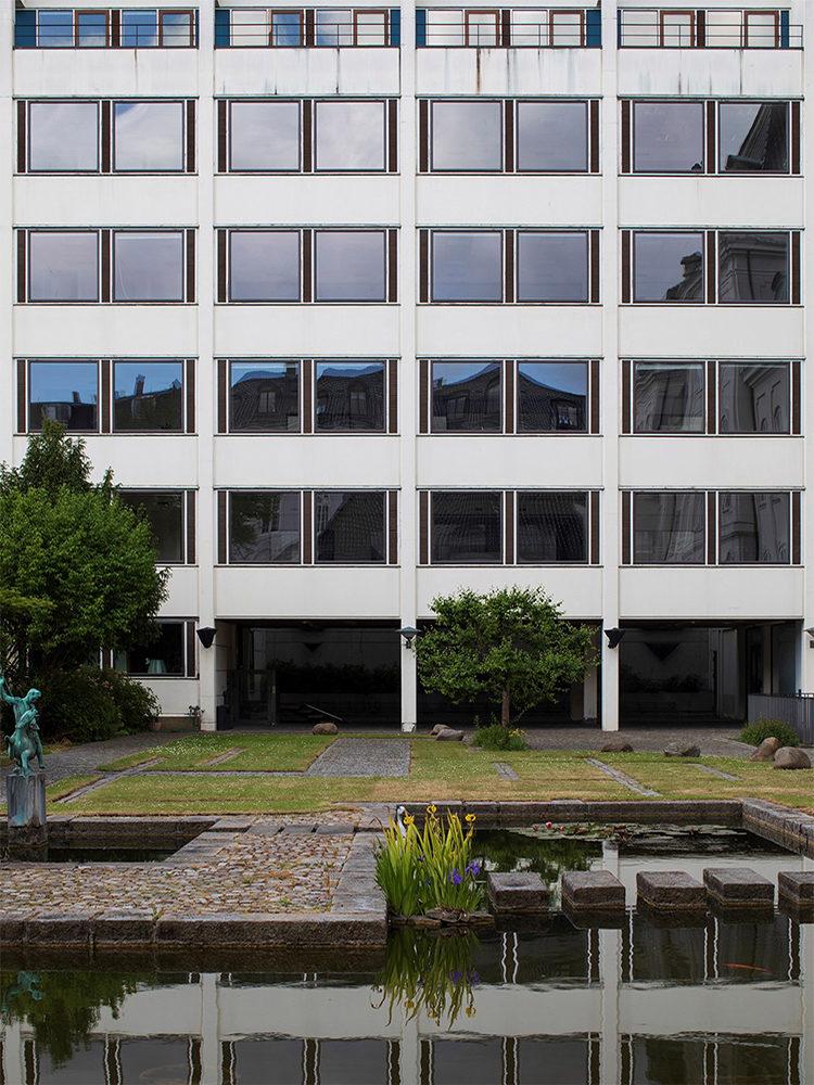 Bredgade 40 exterior Elgaard Architecture
