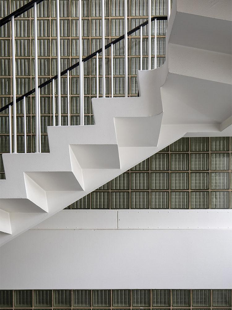 Bredgade 40 interior staircase Elgaard Architecture