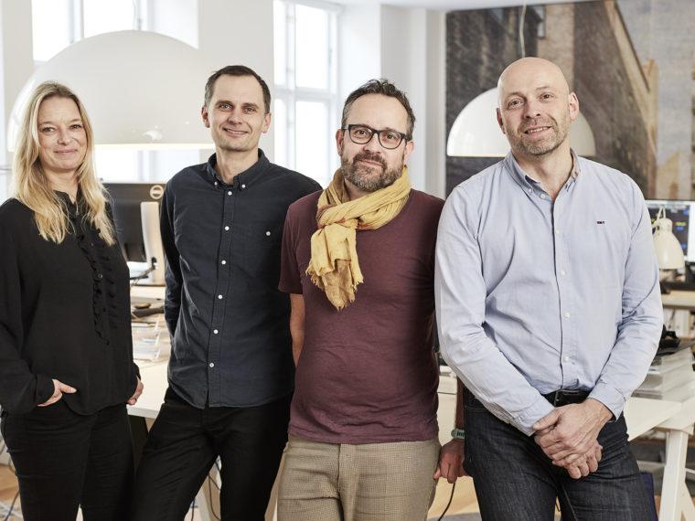 Nye associerede partnere Elgaard Architecture