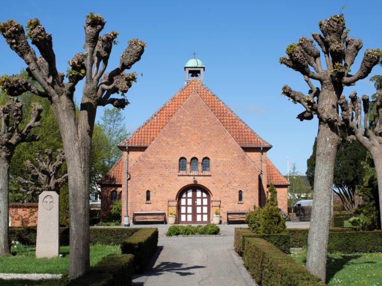 Nyhuse Chapel exterior