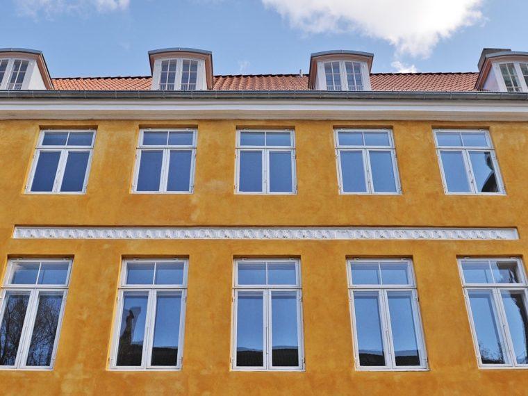 Nikolaj Plads 25 Copenhagen facade Elgaard Architecture