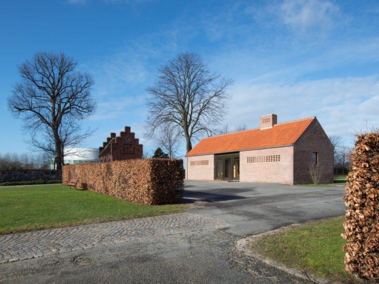 Vallensbæk Church Gardeners' House