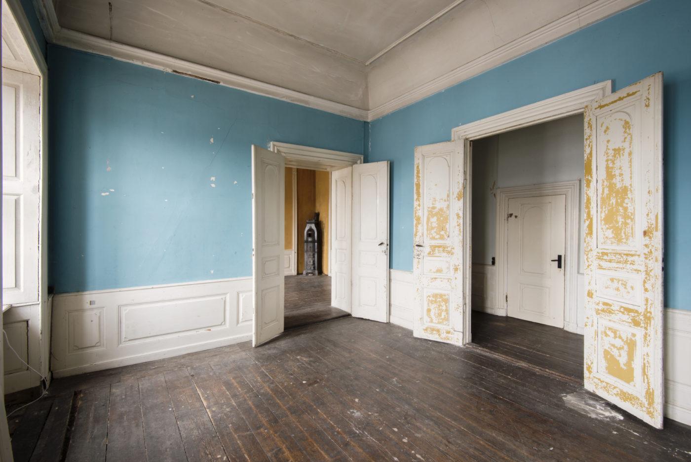 Kastrup Værk interiør før restaurering Elgaard Architecture