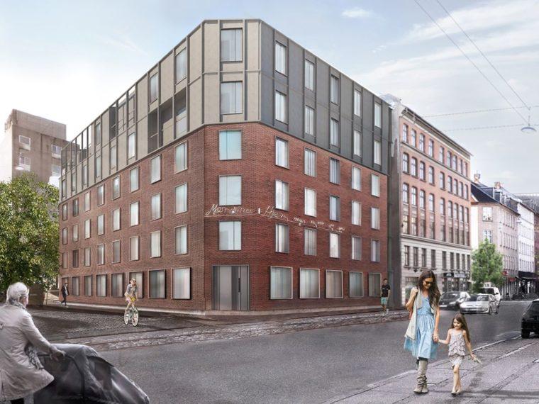 The Men's Home Vesterbro Copenhagen