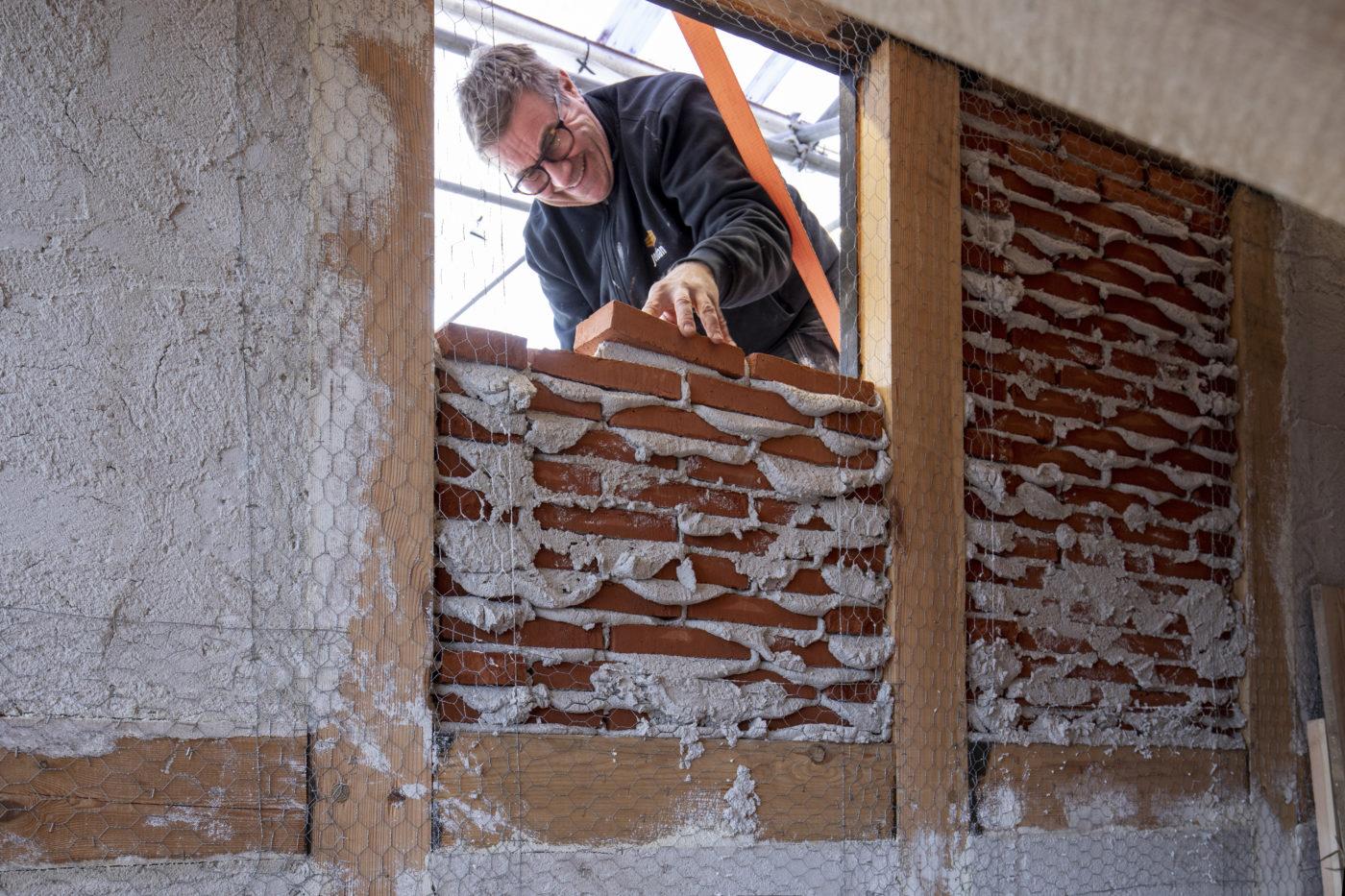 Antonigade 9 København murerarbejde