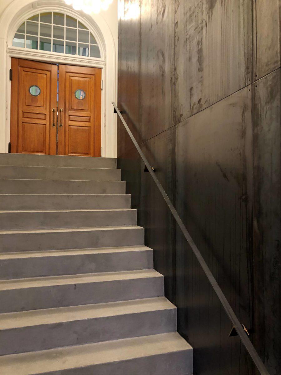 Staircase Havnegade 23 Copenhagen