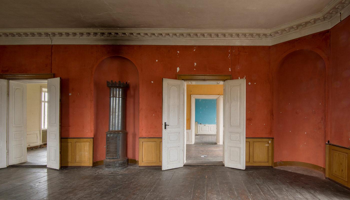 Kastrup Lime Works Copenhagen interior Elgaard Architecture