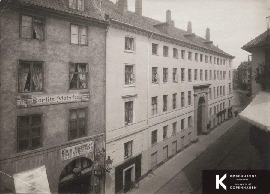 1905 Skindergade mod NØ