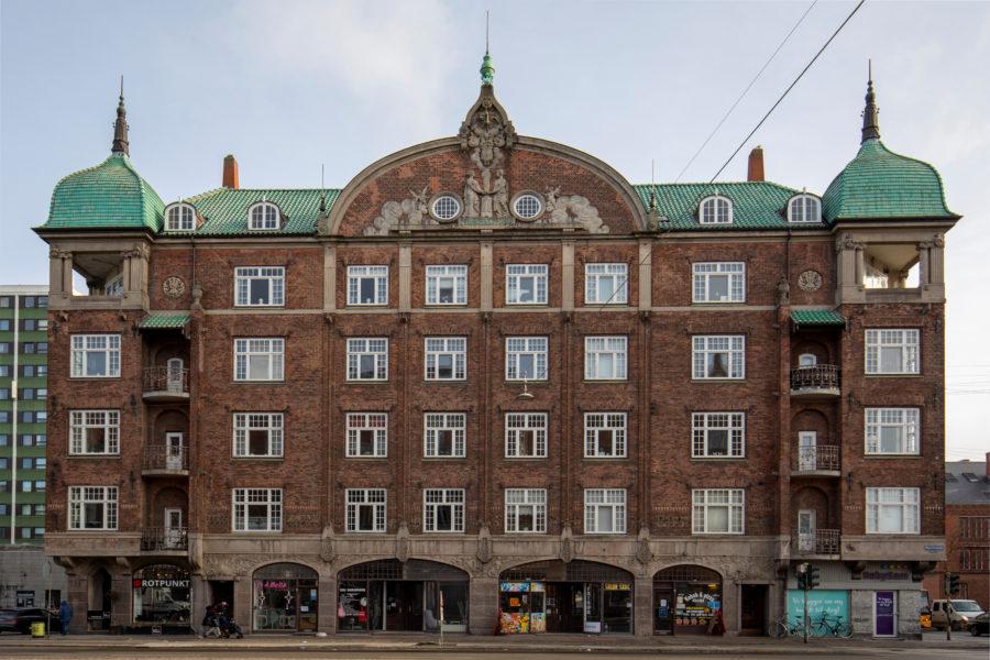 Vibensgaard Østerbro København