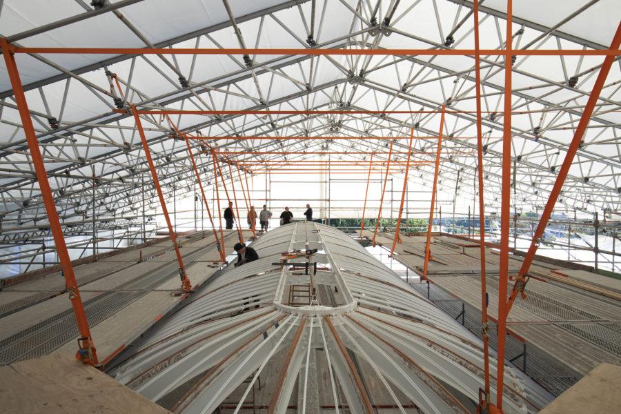 Carlsberg Academy Pompeji conservatory