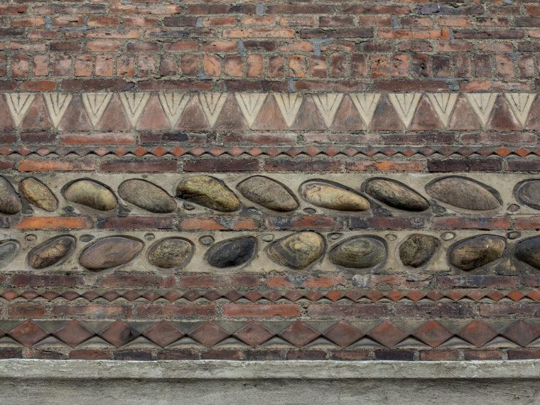 Vibensgaard Østerbro Anton Rosen-udsmykning facade Elgaard Architecture