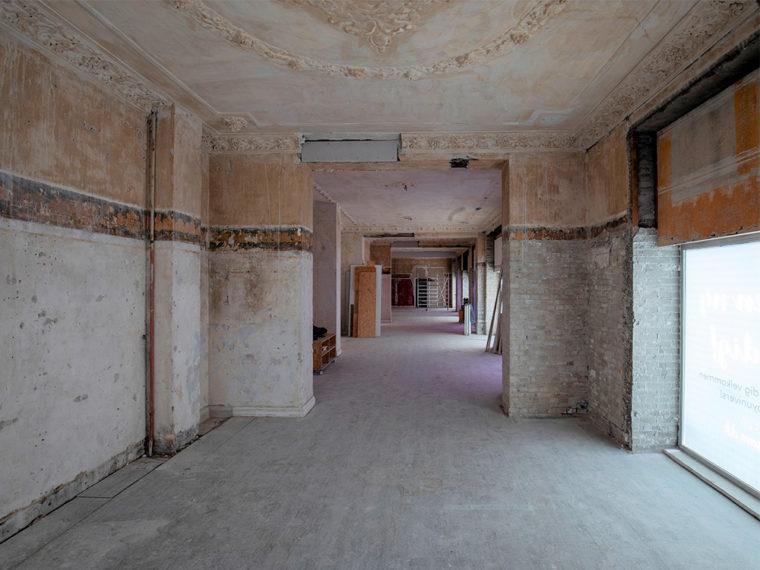 Vibensgaard Østerbro interior Elgaard Architecture