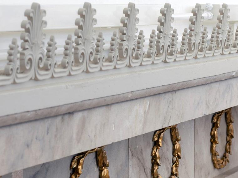Carlsberg Academy frieze Elgaard Architecture